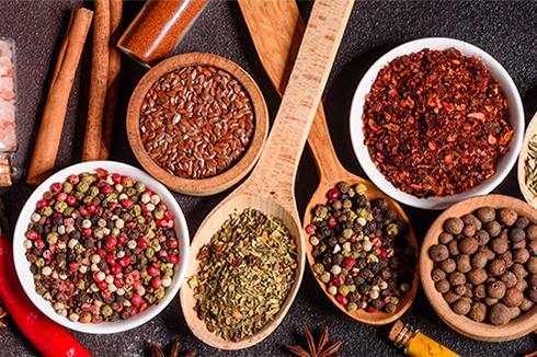 综合食品和粮油及调味品馆
